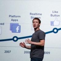 """Demandan a Facebook por el uso de la marca """"Timeline"""""""