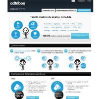 J. Sanmartín y J. R. Moreno Martín (Adtriboo.com): Acceso al talento creativo sin necesidad de intermediarios