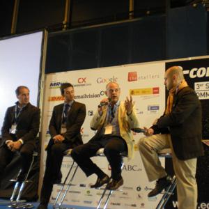 """J. E. Álvarez en Ecomm-Marketing Madrid: """"El marketing móvil permite cerrar todo un ciclo en un solo dispositivo"""""""