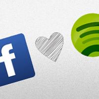 Spotify y Facebook: la música como elemento social