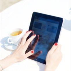 """Los usuarios de tabletas """"devoran"""" internet"""