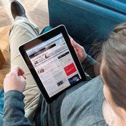 A los usuarios de tabletas les gustan las noticias, pero no tanto pagar por ellas