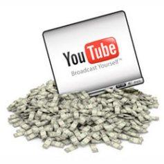 Google se gasta la friolera de 100 millones de dólares en contenido para YouTube