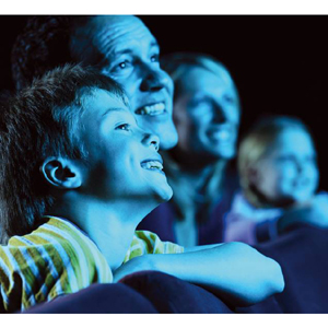 familia en el cine