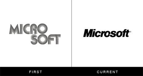 ¡Cómo hemos cambiado! Así eran los logos originales de 20 grandes marcas