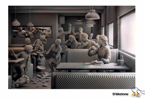El ataque de los clones en la publicidad