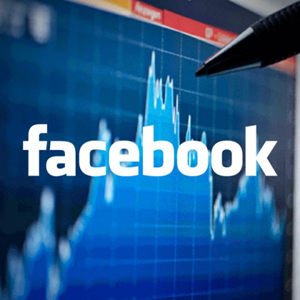 Facebook, en números rojos pese a los beneficios de 0,12 dólares por acción