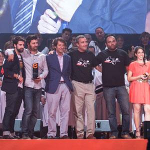 DRAFTFCB Spain, premiada con 5 galardones en la séptima edición de Eventoplus
