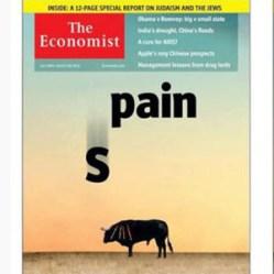 """España: ese país que, incluso en crisis, presume ante los medios internacionales de ser """"un toro bravo"""""""
