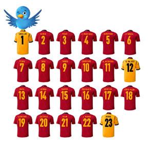 La Selección Española de Fútbol pulveriza todos los récords también en Twitter