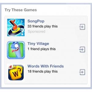 Facebook inaugura una nueva vía de ingresos a través de los dispositivos móviles: las apps promocionadas