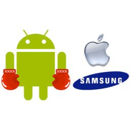 Google echa balones fuera en la guerra entre Apple y Samsung y asegura que las demandas no afectan a Android