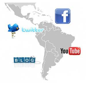 Las redes sociales llegan a 3 de cada 10 latinoamericanos