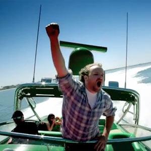 "Los mejores spots de Tony Scott, el difunto director de ""Top Gun"""