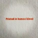 "Resident Evil 6 se pone más ""gore"" que nunca con unos carteles publicitarios impresos con sangre humana"