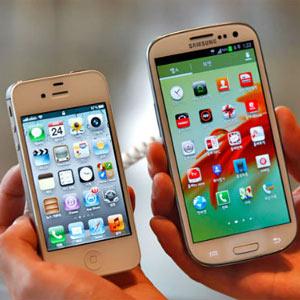 Samsung coge carrerilla y deja atrás a Apple en el mercado de los smartphones