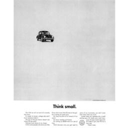 El primer anuncio del VW Beetle, entre los mejores de la historia de la publicidad según Amir Kassaei