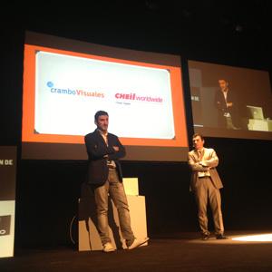 """R. Torres (Cheil Spain) en #IABinspirational: """"La tecnología no sólo ayuda a los profesionales de la comunicación, sino a un puro negocio"""""""