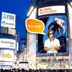 Posterscope (Aegis Media) patrocina la edición 2012 del Festival Inspirational
