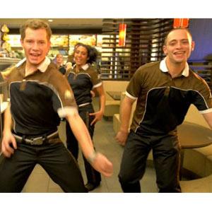 McDonald's se marca un número de baile en Alemania… y se pega el batacazo
