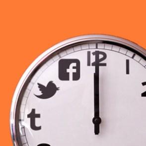¿Cuál es el mejor momento para compartir contenidos sociales?