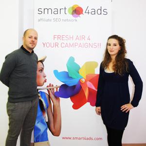 Smart4ads amplía su estructura en España con dos nuevas incorporaciones