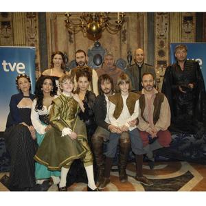 TVE arrasa con 'Águila Roja', 'Cuéntame' e 'Isabel', las series más vistas de 2012 en España