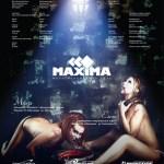 Si le parecen atrevidos los calendarios de Ryanair, espere a ver éste de la empresa rusa Maxima