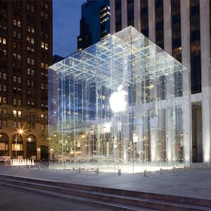 Una patente revela cómo Apple gestiona globalmente sus tiendas de todo el mundo a través de un servidor