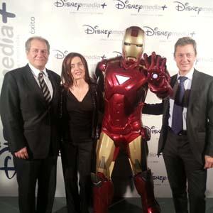 Disneymedia+ celebra su primer aniversario en España y Portugal
