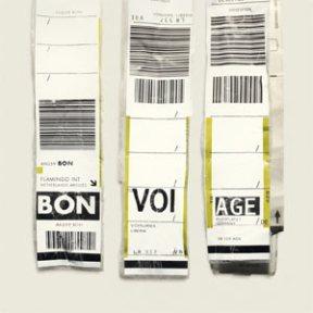 """Expedia sorprende con una campaña en la que los códigos de destino de las maletas hacen las veces de """"copy"""""""