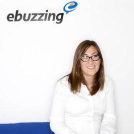 Ebuzzing nombra a Patricia Cañada nueva directora comercial