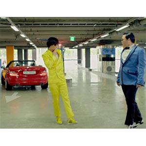 """El """"cameo"""" de Mercedez-Benz en el Gangnam Style, ¿la mejor publicidad gratuita para la marca?"""