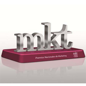 Los Premios Nacionales de Marketing 2013 cierran la recepción de candidaturas este 11 de enero