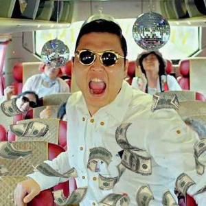 El Gangnam Style ya ha generado 8 millones de dólares por ingresos de publicidad en YouTube