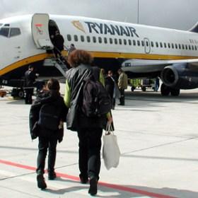 Ryanair ve peligrar el futuro de la aerolínea en España