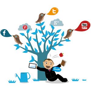 Es el momento de que las empresas empiecen a poner freno a su presencia en redes sociales