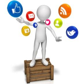 Las redes sociales ¿sirven para vender jabón y religión?