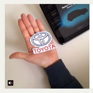 Toyota España lanza el primer spot en Vine, la app de vídeos de Twitter