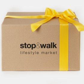 Stop&Walk se lanza en Italia y en los móviles
