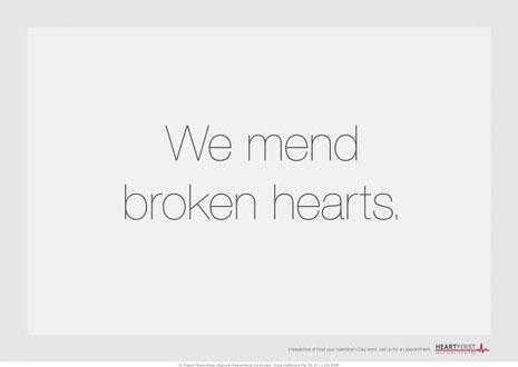 Los 90 mejores y peores anuncios de San Valentín para conmemorar el día de los enamorados