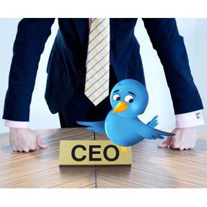 La presencia de los CEOs en medios sociales se convierte en una prioridad para mejorar la imagen de marca