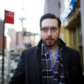 Un día con las gafas de Google