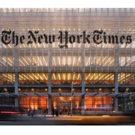The New York Times planea vender el New England Media Group