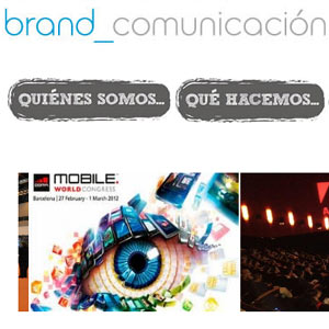 Por segundo año consecutivo Brand Comunicación ha sido elegida como Agencia de Comunicación oficial de OMExpo y Expo E-commerce 2013
