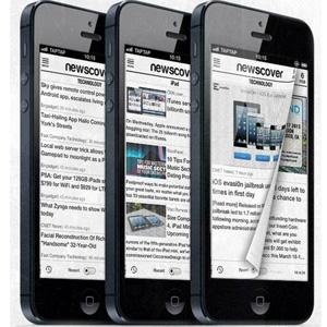 Newscover, la aplicación que aprende de usted