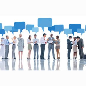 Las redes sociales son cada vez más importantes en el mundo empresarial e incluso en la administración pública