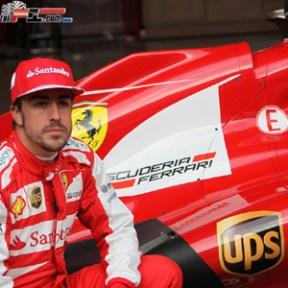 UPS se une a la Scuderia Ferrari como nuevo patrocinador del equipo