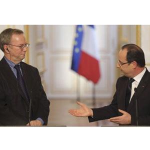 La discordia cede paso a la paz: Google pagará 60 millones de euros a las editoriales francesas