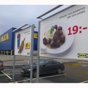 Se confirma el hallazgo de carne de caballo en algunos productos cárnicos de Ikea